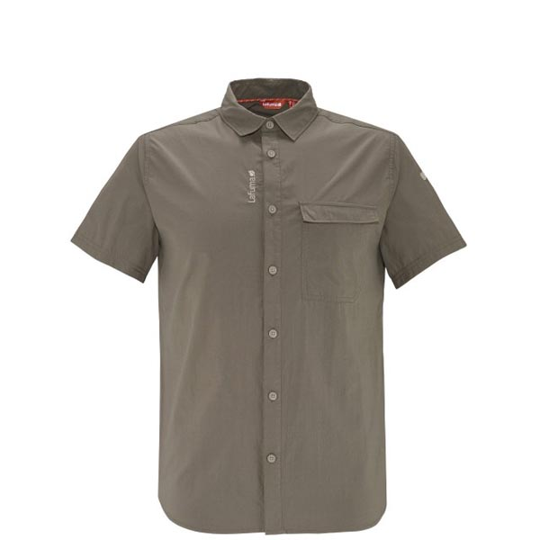 Lafuma Men hiking shirt ACCESS SHIRT Marron On Sale