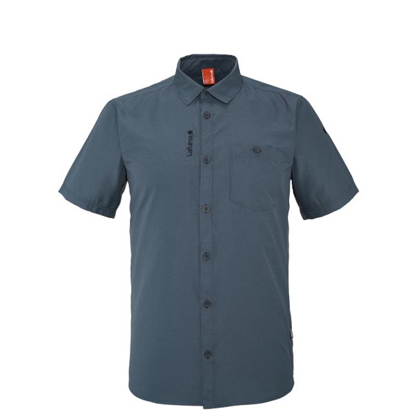 Lafuma Men hiking shirt SHIFT SHIRT Marine On Sale