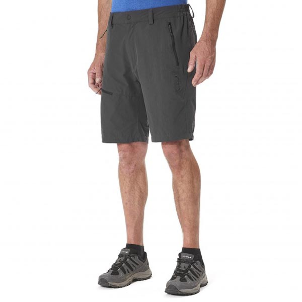 Lafuma Men TRACK SHORT Noir Outlet Store