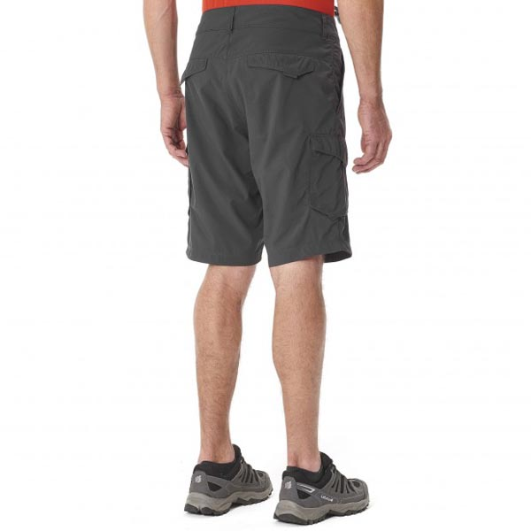 Lafuma Men hiking short ACCESS CARGO Noir On Sale