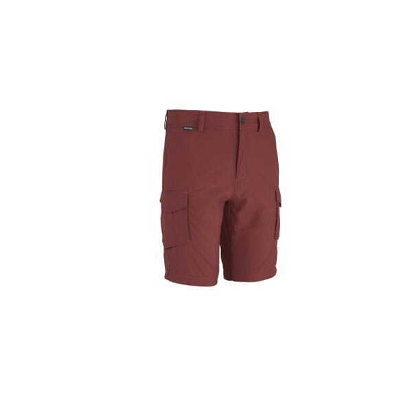 Lafuma Men hiking short ACCESS CARGO Rouge On Sale