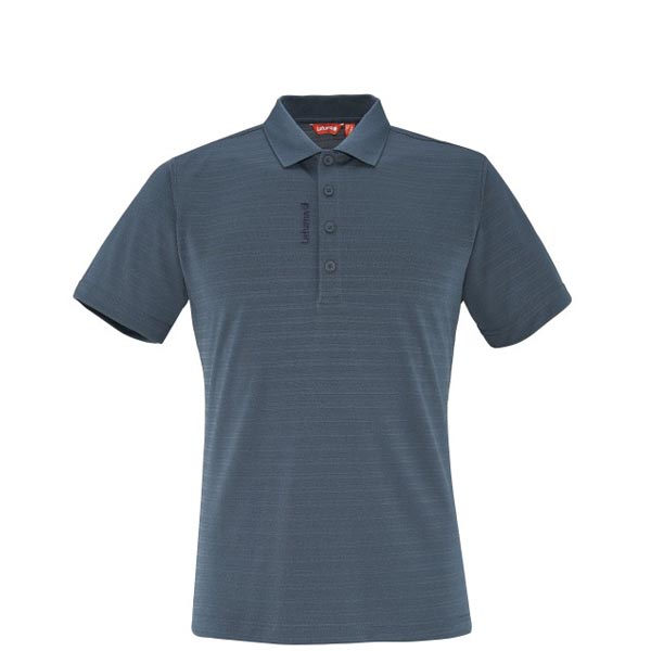 Men Lafuma hiking polo TRACK POLO Marine Outlet Online