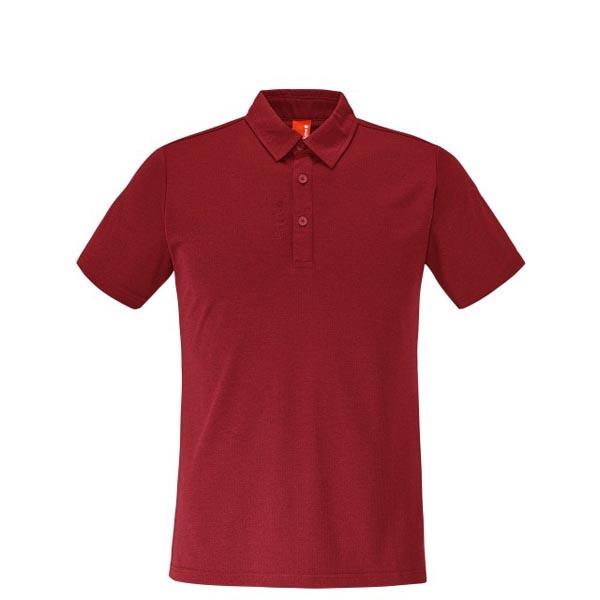 Men Lafuma hiking polo SHIFT POLO Rouge Outlet Online
