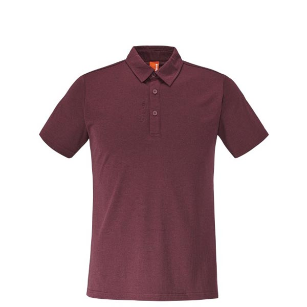 Lafuma Men hiking polo SHIFT POLO Rouge On Sale