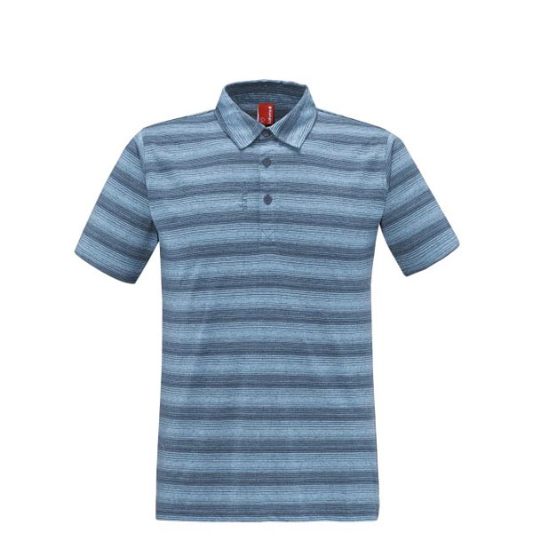 Lafuma Men travel polo ESCAPER POLO Marine On Sale