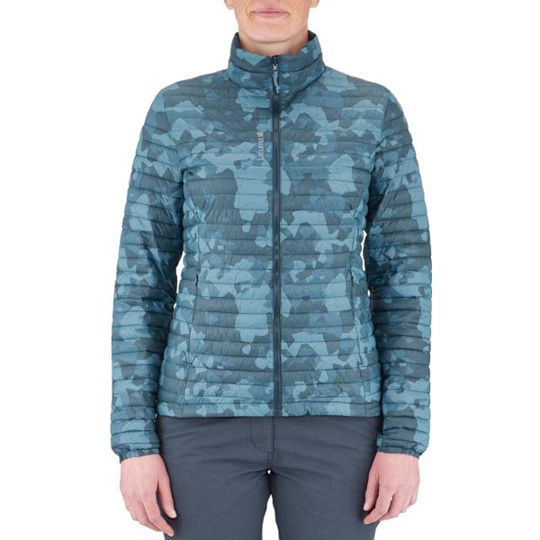 Women Lafuma travel jacket Access loft bleue Outlet Online