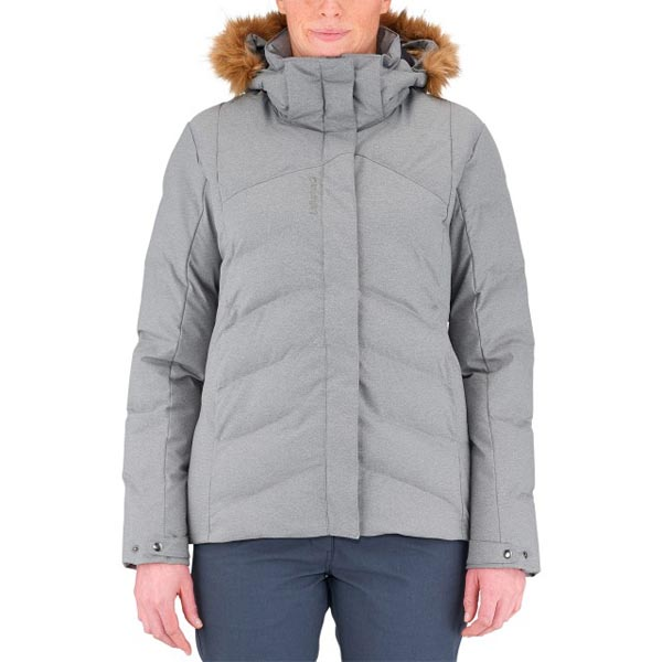 Women Lafuma travel jacket Hudson loft grise Outlet Online