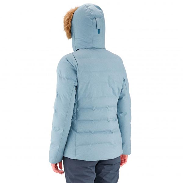 Lafuma Women travel jacket Hudson loft bleue On Sale