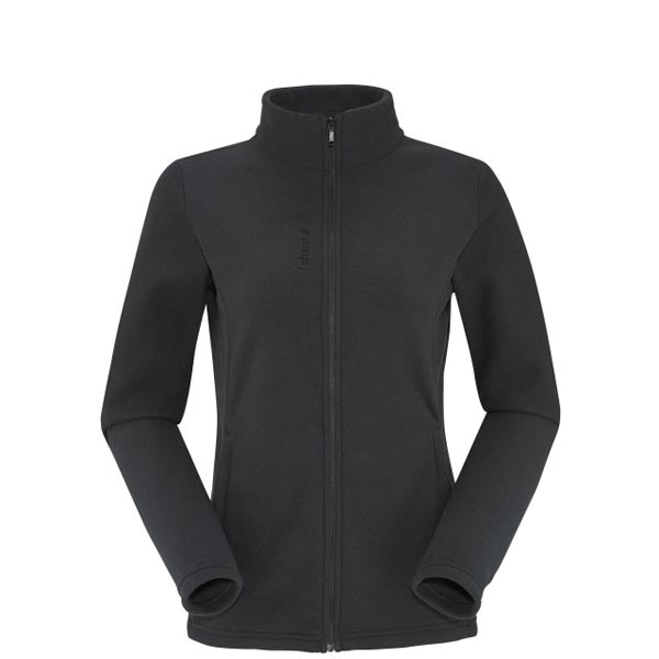 Women Lafuma hiking fleece ACCESS MICRO F-ZIP Noir Outlet Online