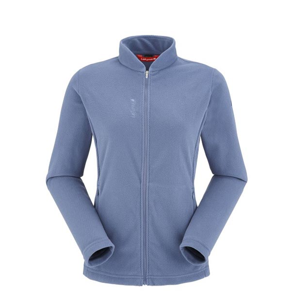 Women Lafuma hiking fleece RIB FLEECE F-ZIP Violet Outlet Online