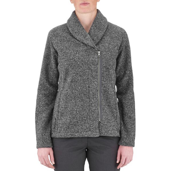 Women Lafuma travel fleece Staten shawl grise Outlet Online