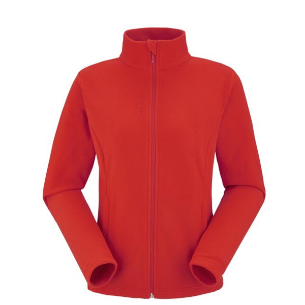 Women Lafuma hiking fleece ACCESS MICRO F-ZIP Rose Outlet Online