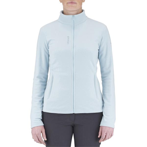 Women Lafuma hiking fleece ACCESS MICRO F-ZIP Bleu Outlet Online