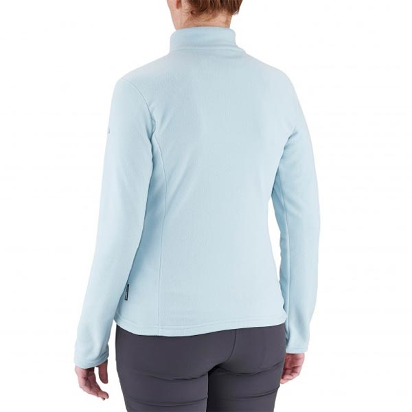 Lafuma Women hiking fleece ACCESS MICRO F-ZIP Bleu On Sale