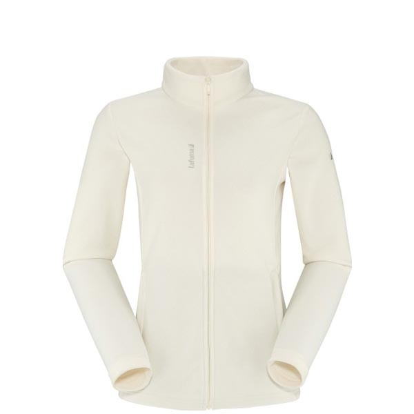 Lafuma Women hiking fleece ACCESS MICRO F-ZIP Blanc On Sale
