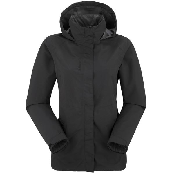 Women Lafuma travel jacket RAMBLER GORE TEX® Noir Outlet Online