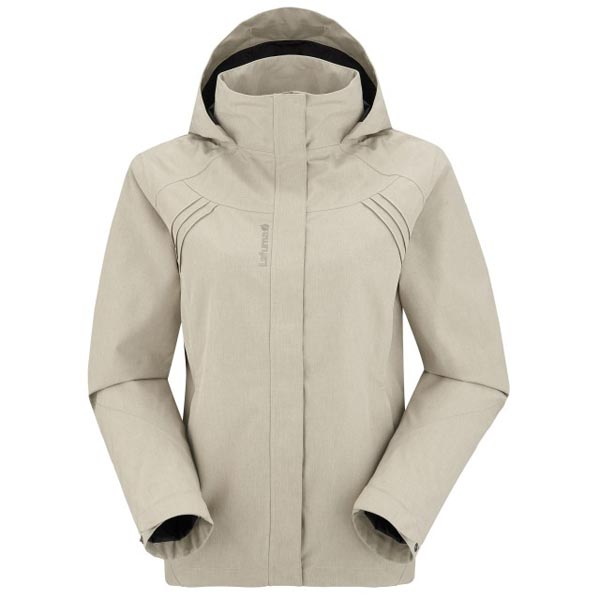 Lafuma Women travel jacket TRAVELLER Gris On Sale