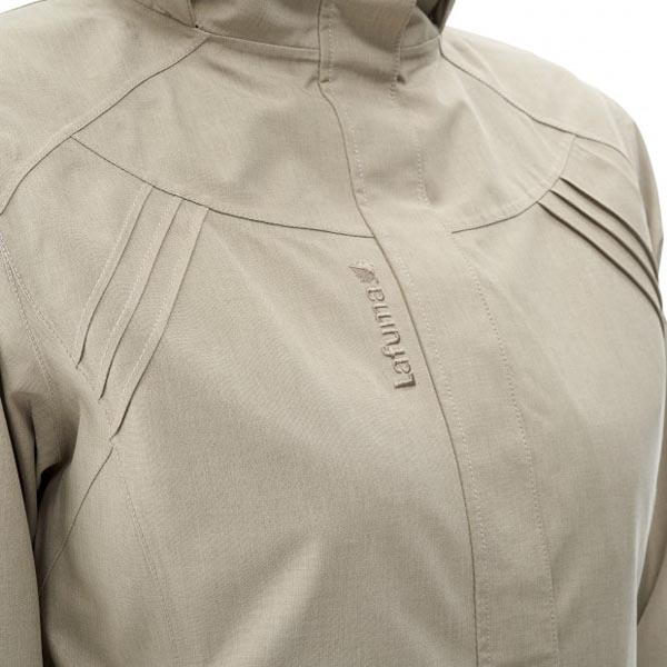 Women Lafuma travel jacket TRAVELLER Gris Outlet Online