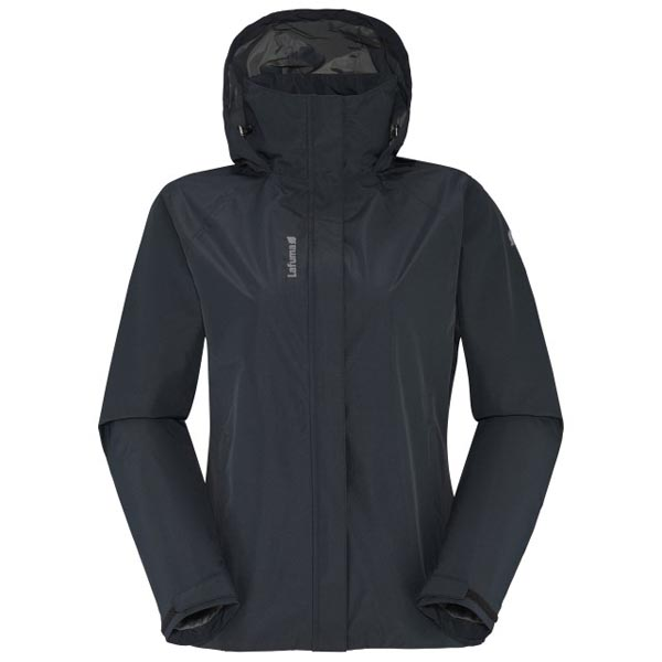Women Lafuma fast hiking jacket DONEGAL Noir Outlet Online