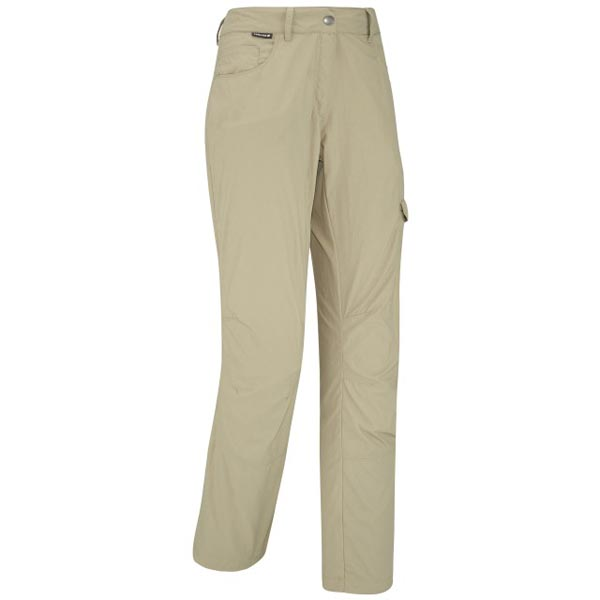 Women Lafuma hiking pant ACCESS PANTS Beige Outlet Online
