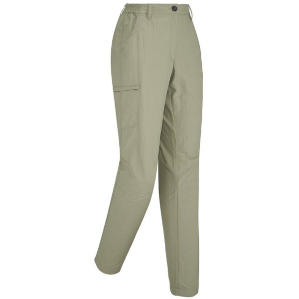 Lafuma Women trekking pant EXPLORER PANTS Vert On Sale
