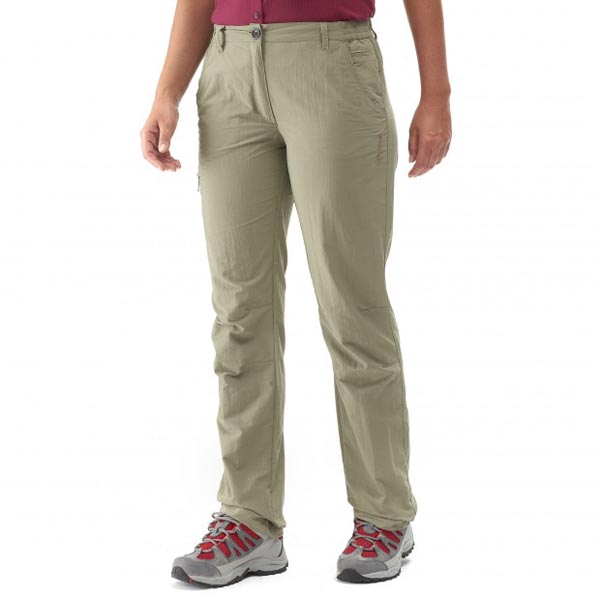 Cheap Lafuma EXPLORER PANTS Vert Women Online