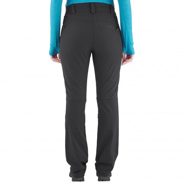 Lafuma Women hiking pant Apennins noir On Sale