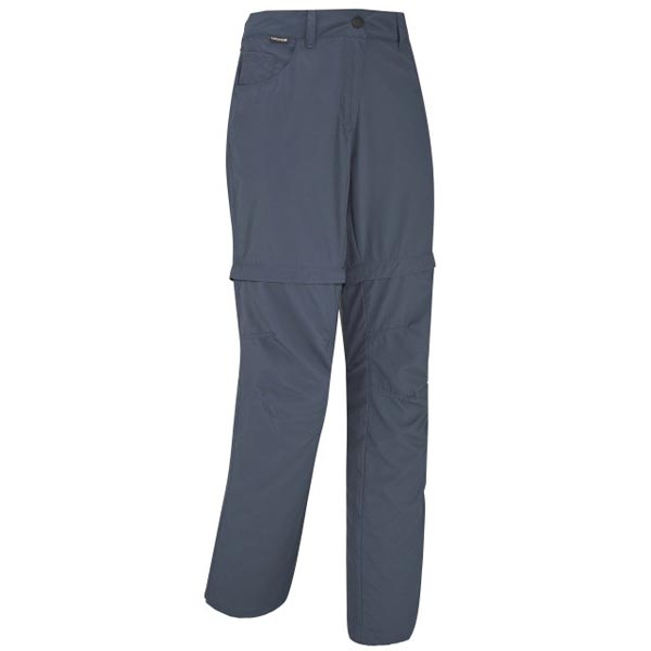 Lafuma Women hiking pant ACCESS Z-OFF Marine On Sale