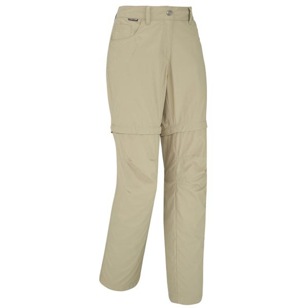 Women Lafuma hiking pant ACCESS Z-OFF Beige Outlet Online