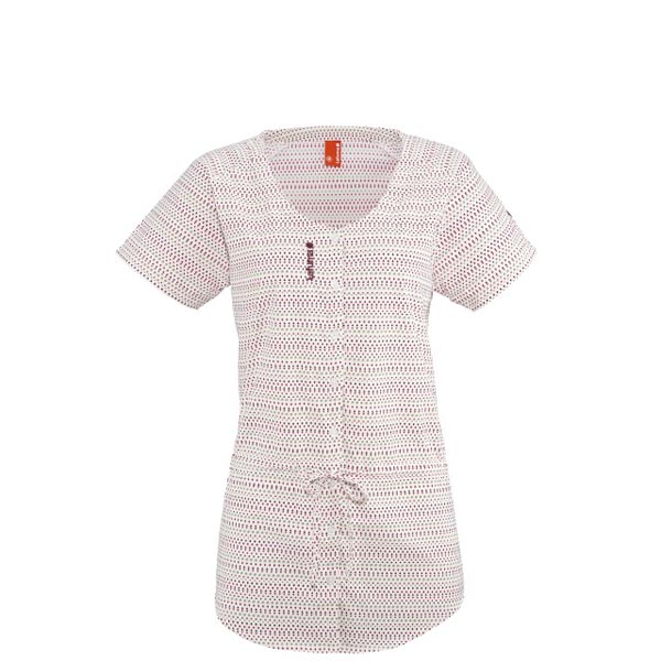 Women Lafuma travel shirt ESCAPER TUNIQUE Rose Outlet Online