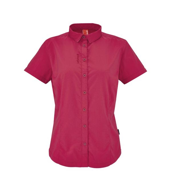 Women Lafuma fast hiking jacket ACCESS SHIRT Rose Outlet Online