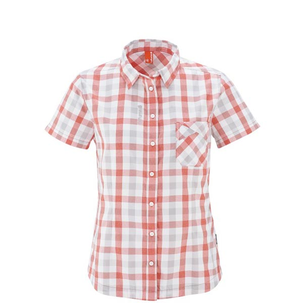 Women Lafuma hiking shirt RAMBLER SHIRT Rose Outlet Online