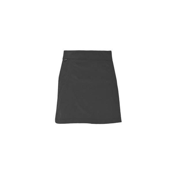 Lafuma Women hiking skirt ACCESS SKORT Noir On Sale