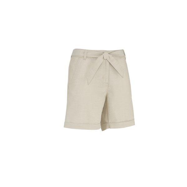 Women Lafuma travel short KAMPASS SHORT Camel Outlet Online