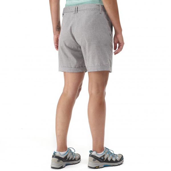 Lafuma Women travel short KAMPASS SHORT Marron On Sale
