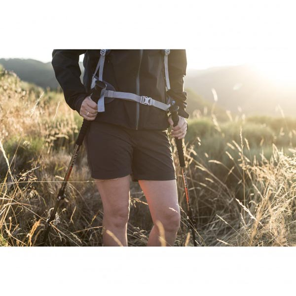 Lafuma Women trekking short TRACK SHORT Noir On Sale