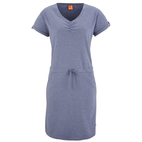 Women Lafuma travel dress TRAVELLER DRESS Violet Outlet Online