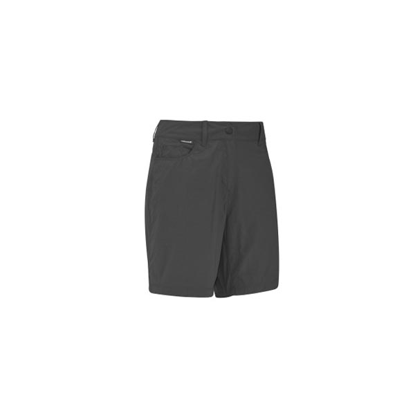 Women Lafuma hiking short ACCESS SHORT Noir Outlet Online