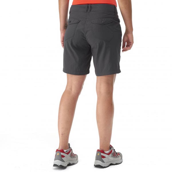 Lafuma Women hiking short ACCESS SHORT Noir On Sale