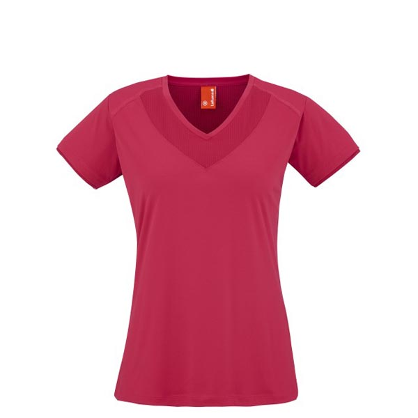 Lafuma Women trekking tee-shirt TRACK TEE Rose On Sale