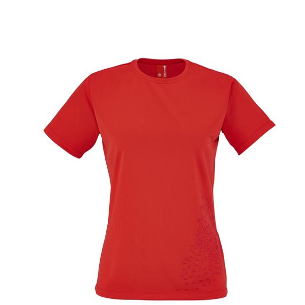 Women Lafuma trekking tee-shirt ACCESS TEE Rose Outlet Online