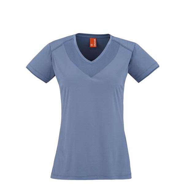 Lafuma Women trekking tee-shirt TRACK TEE Violet On Sale