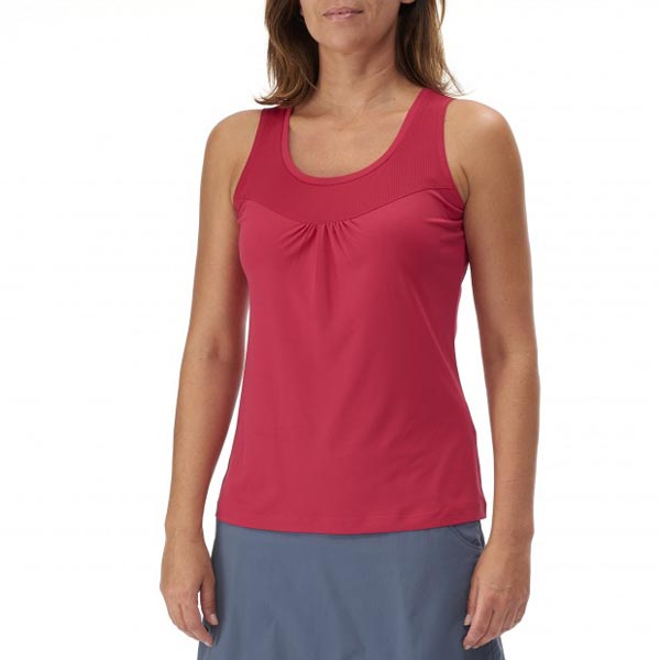 Lafuma Women trekking tank TRACK TANK Rose On Sale